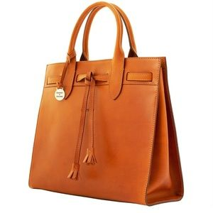 DOONEY & BOURKE Alto Tassel Bag- Made in Italy